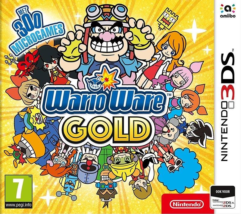 Nintendo 3DS game WarioWare Gold veilig op otto.nl kopen