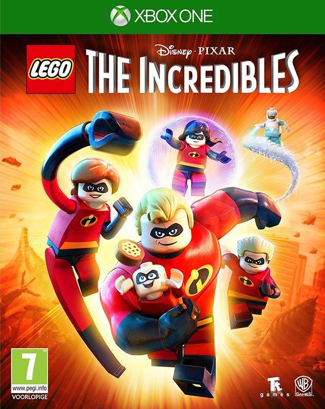 Microsoft XBOX ONE game LEGO: The Incredible - gratis ruilen op otto.nl