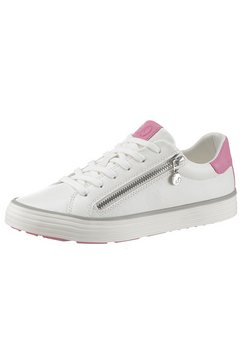 s.oliver sneakers wit