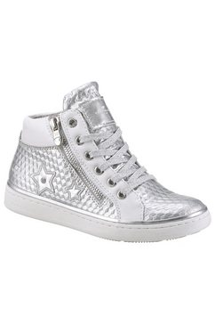 tom tailor sneakers zilver