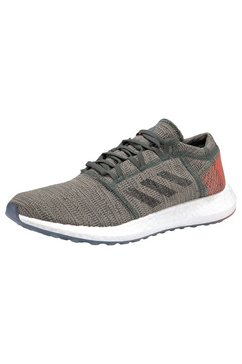 adidas performance runningschoenen »pure boost go« groen