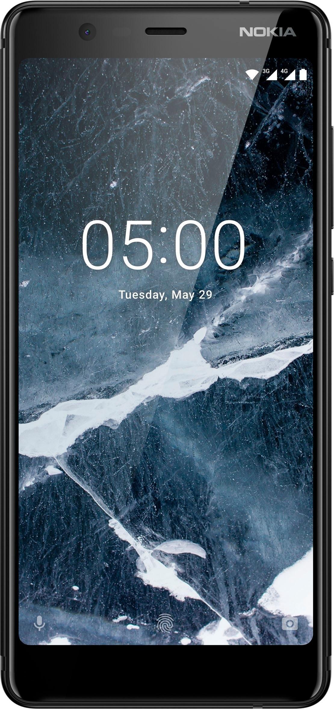 Nokia 5.1 (2018) - dualsim-smartphone (13,97 cm / 5,5 inch, 16 GB, 16 MP-camera) - verschillende betaalmethodes