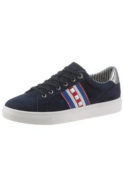 s.oliver red label sneakers blauw