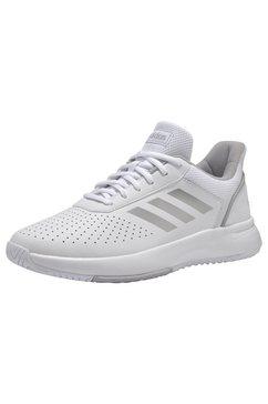 adidas wandelschoenen courtmash w wit