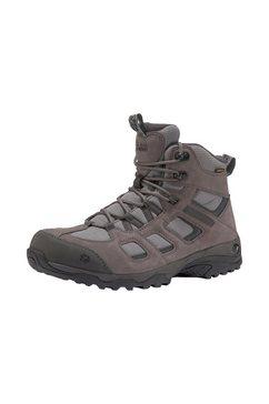jack wolfskin outdoorschoenen »vojo hike 2 texapore mid m« grijs