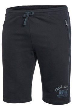 ahorn sportswear shorts zwart