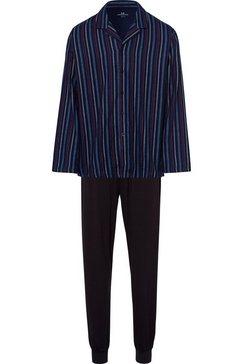 goetzburg lange flanellen pyjama multicolor