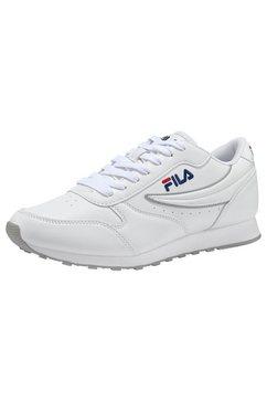 fila sneakers »orbit low m« wit