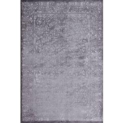 vloerkleed, »masai 745«, festival, rechthoekig, hoogte 10 mm, machinaal geweven grijs