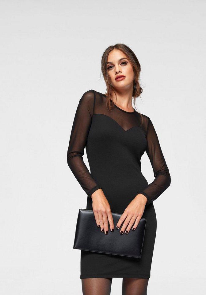 Vero Moda party-jurk MILLA zwart