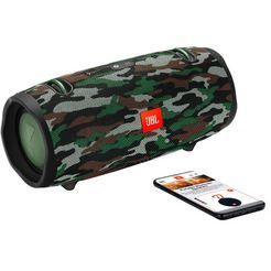 jbl xtreme 2 stereo portable luidspreker (bluetooth, handsfreefunctie, multi-room, 40 w) multicolor