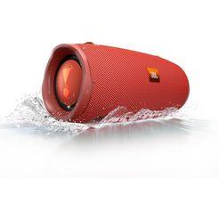 jbl xtreme 2 stereo portable luidspreker (bluetooth, handsfreefunctie, multi-room, 40 w) rood