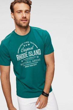 rhode island t-shirt groen