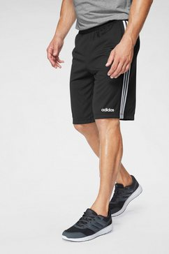 adidas functionele short »d2m coo short 3 stripes« zwart