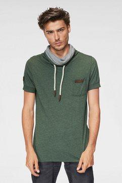 naketano t-shirt »fat tony« groen