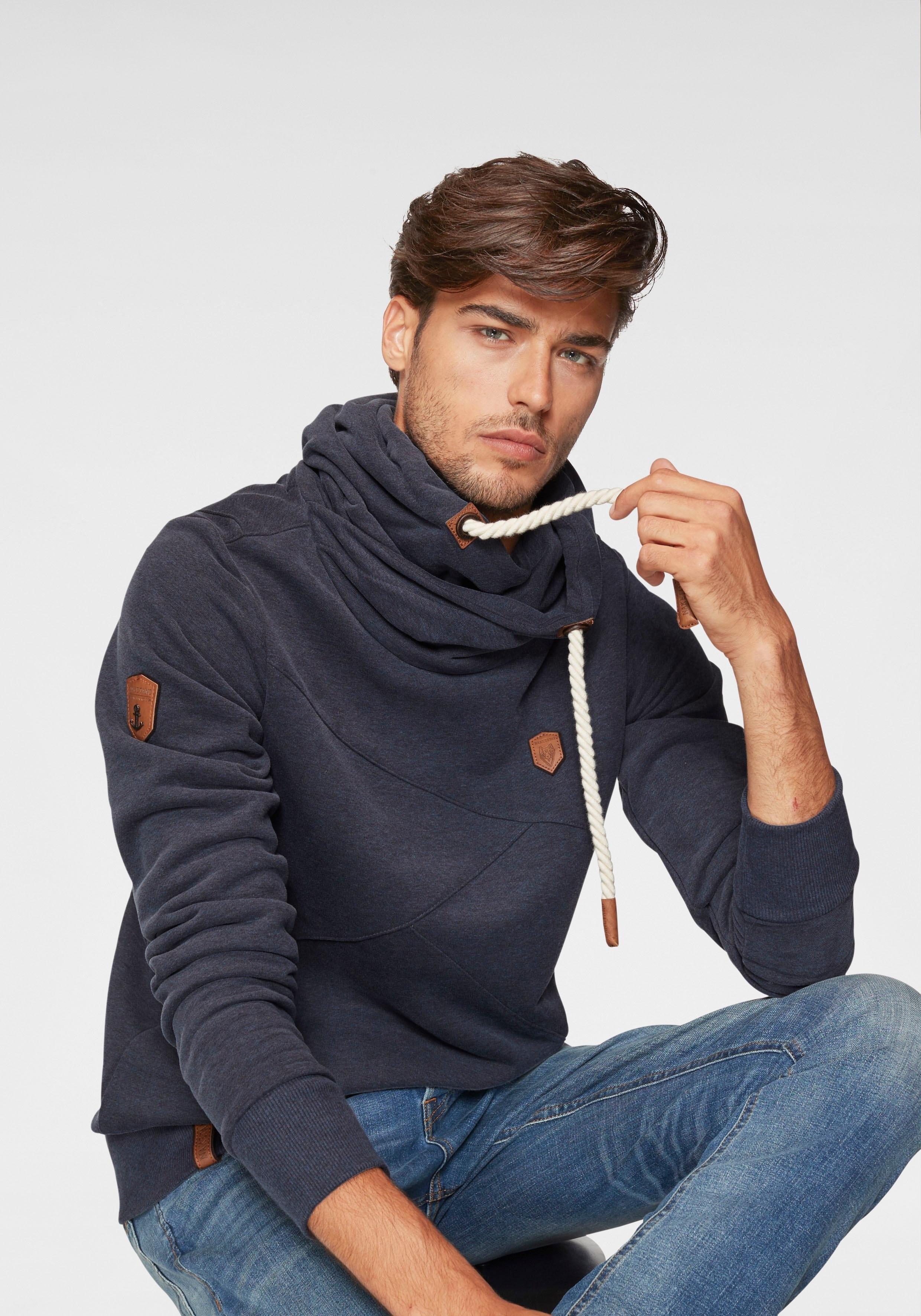 Naketano capuchonsweatshirt »LENNOX« voordelig en veilig online kopen