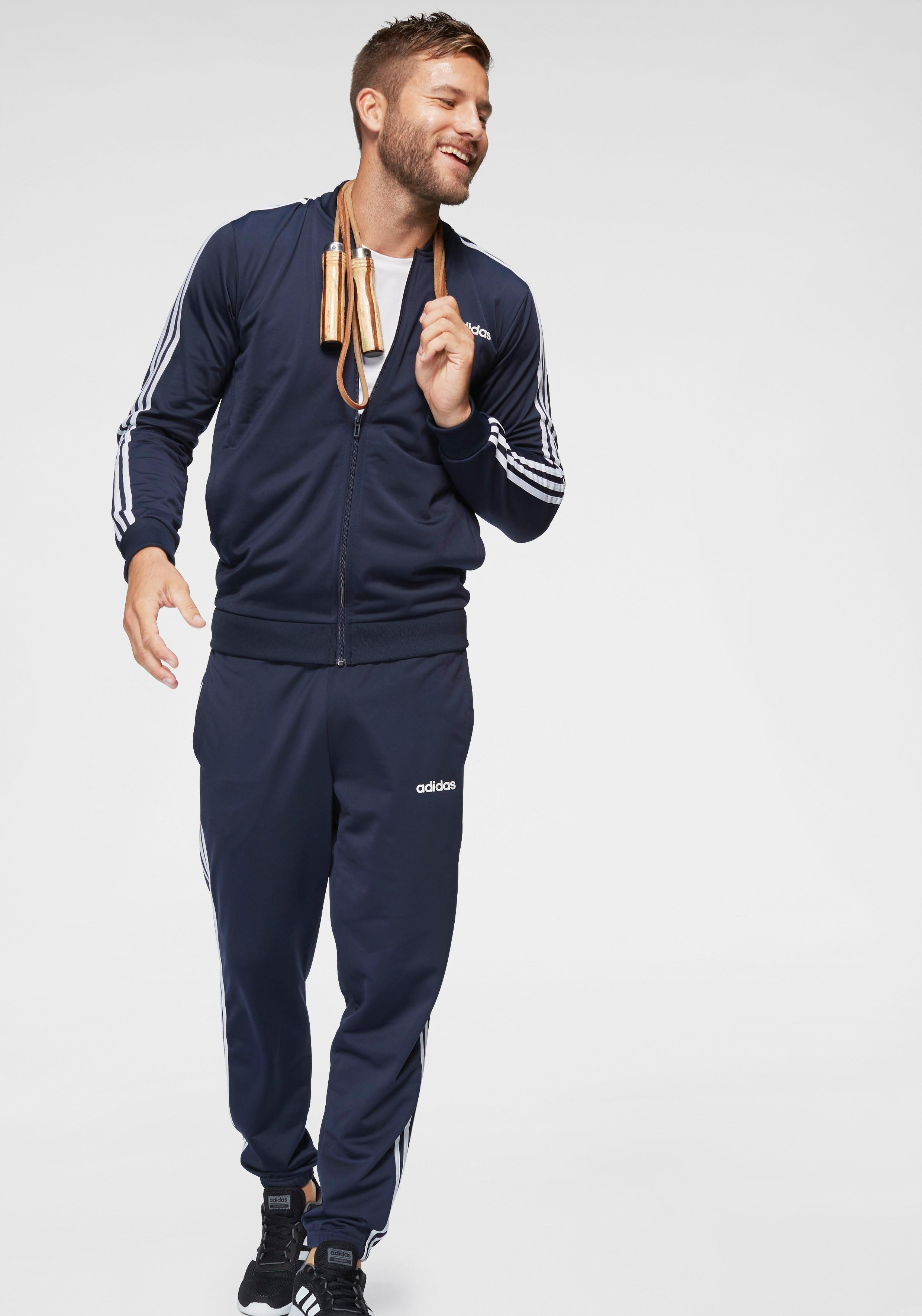 adidas Performance adidas trainingspak »MEN TRACK SUIT B2BAS 3 STRIPES C« goedkoop op otto.nl kopen