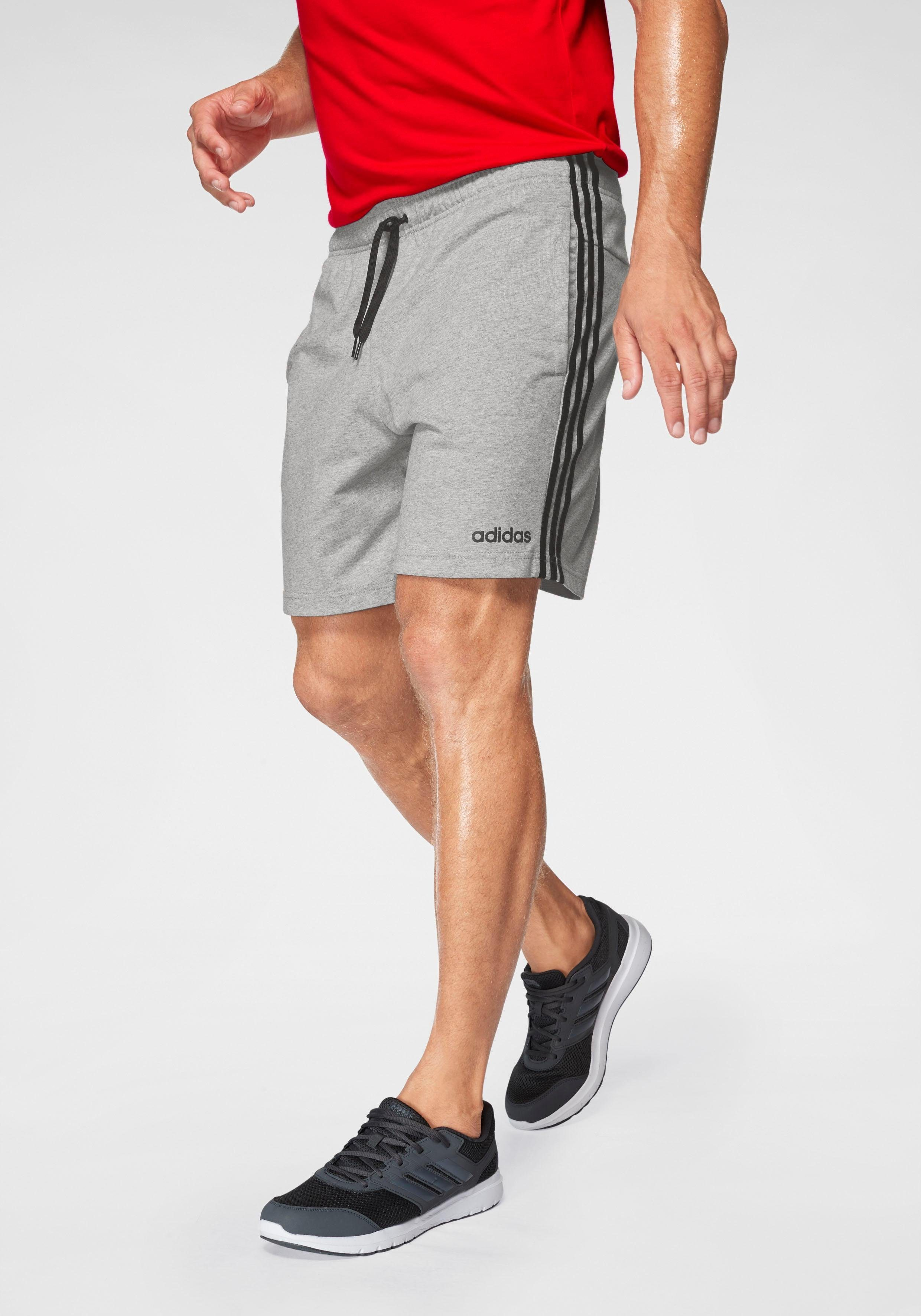 adidas short »ESSENTIALS 3 STRIPES SHORT SJ«