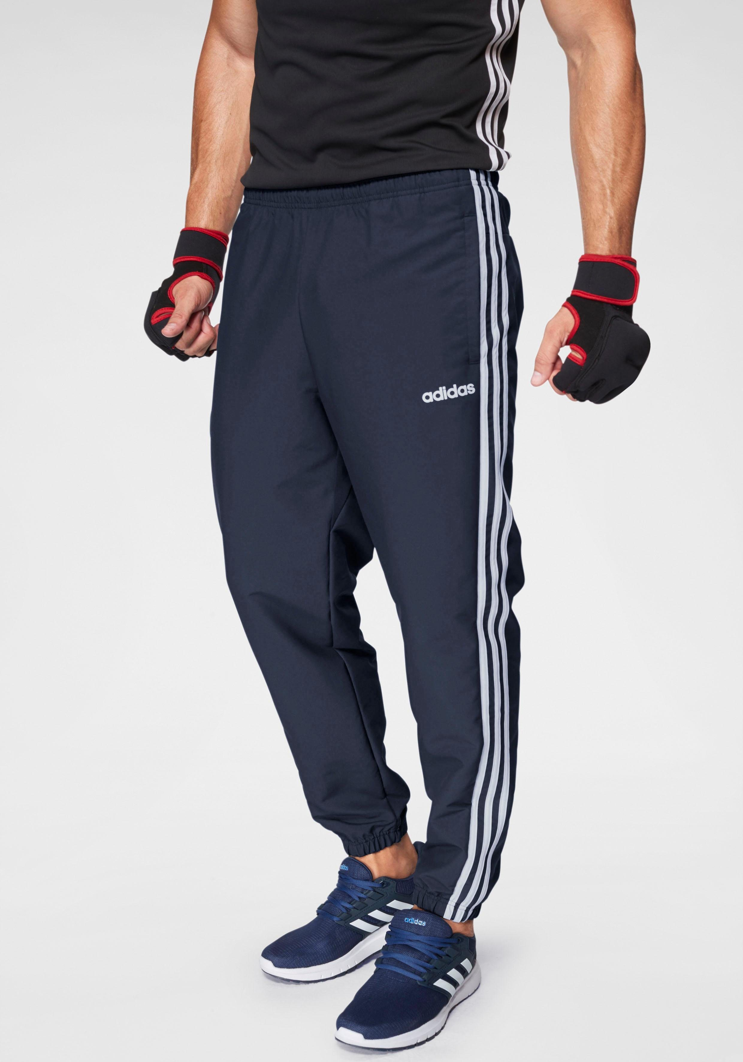 adidas joggingbroek »E 3 STRIPES WIND PANT«