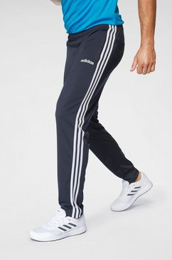 adidas trainingsbroek »e 3 stripes track pant tric« blauw
