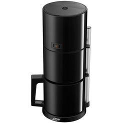 ritter filter-koffiezetapparaat cafena 5 zwart, papieren filter 1x4 zwart