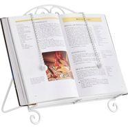 home affaire kookboekhouder »antiek ii«, wit wit