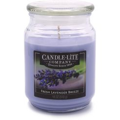 candle-lite™ geurkaars, 510 g, »everyday - fresh lavender breeze« paars