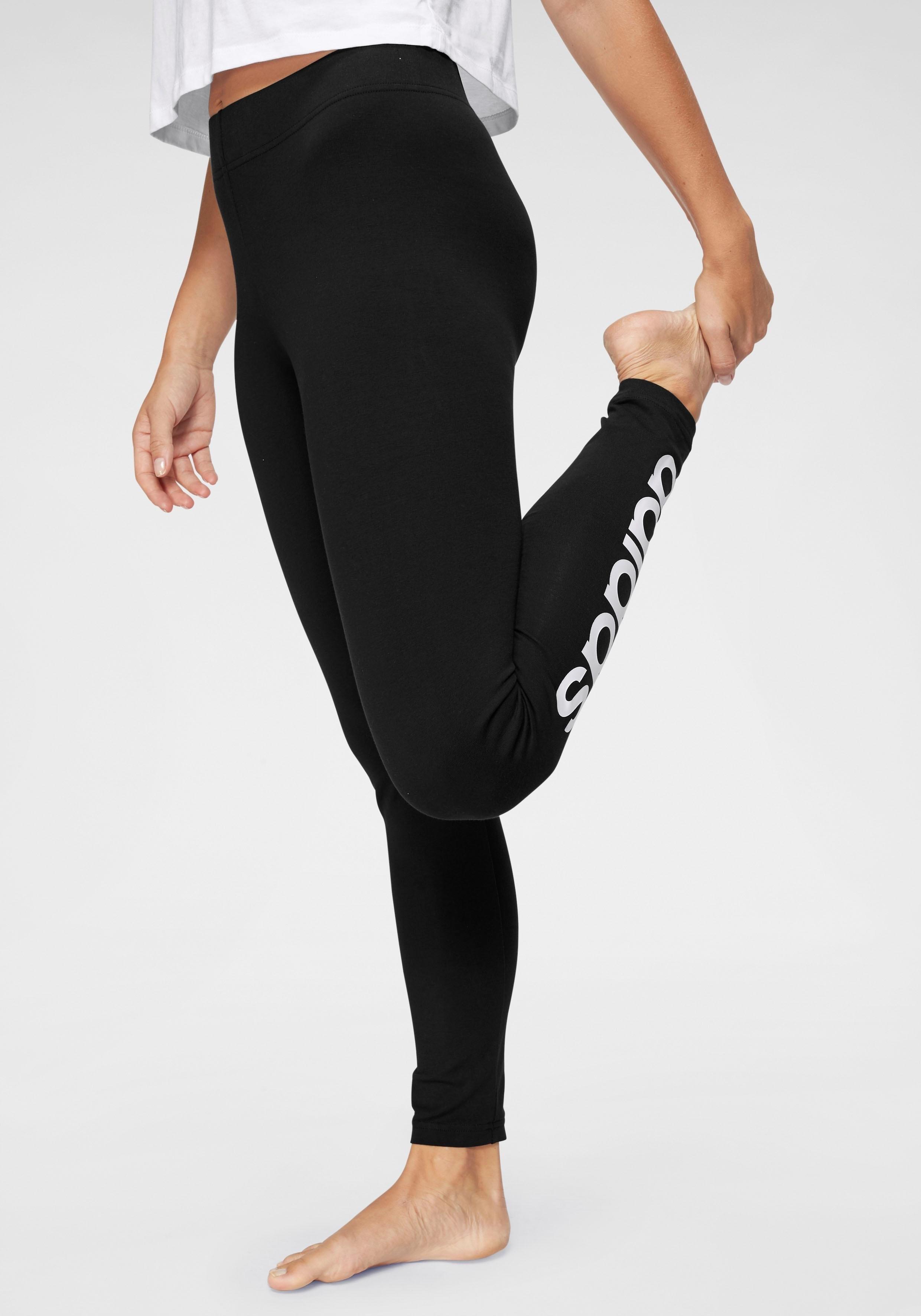 adidas legging »LINEAR TIGHT« voordelig en veilig online kopen