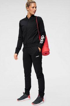adidas trainingspak wts new co mark (set, 2-delig) zwart