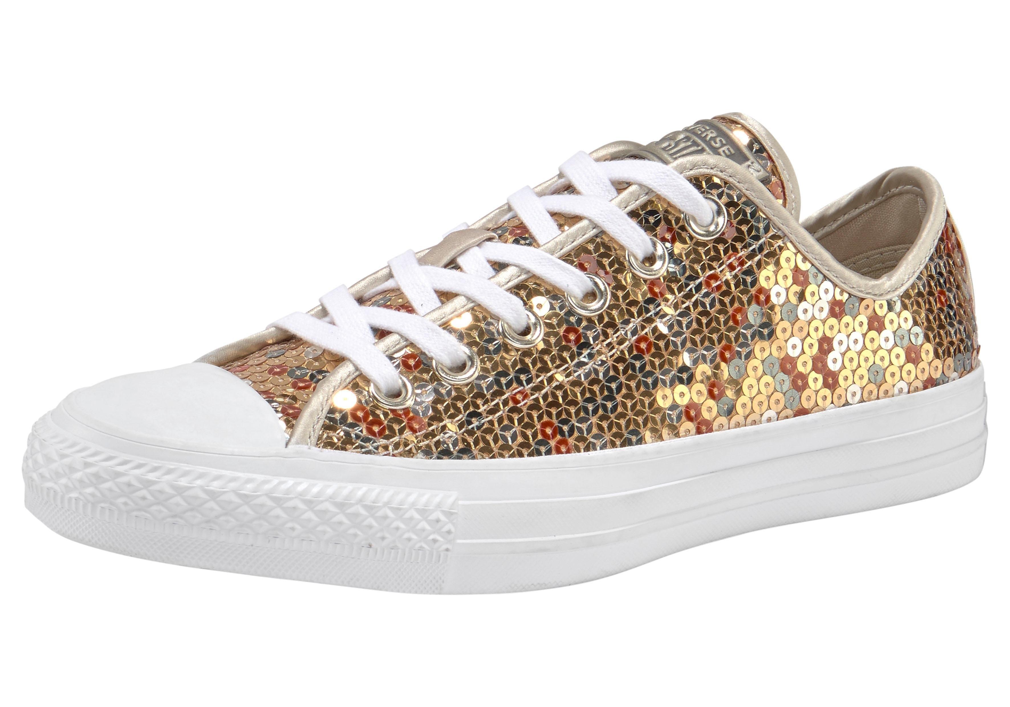 733643d2727a3 Afbeeldingsbron  Converse sneakers »Chuck Taylor All Star Ox Pailletten«