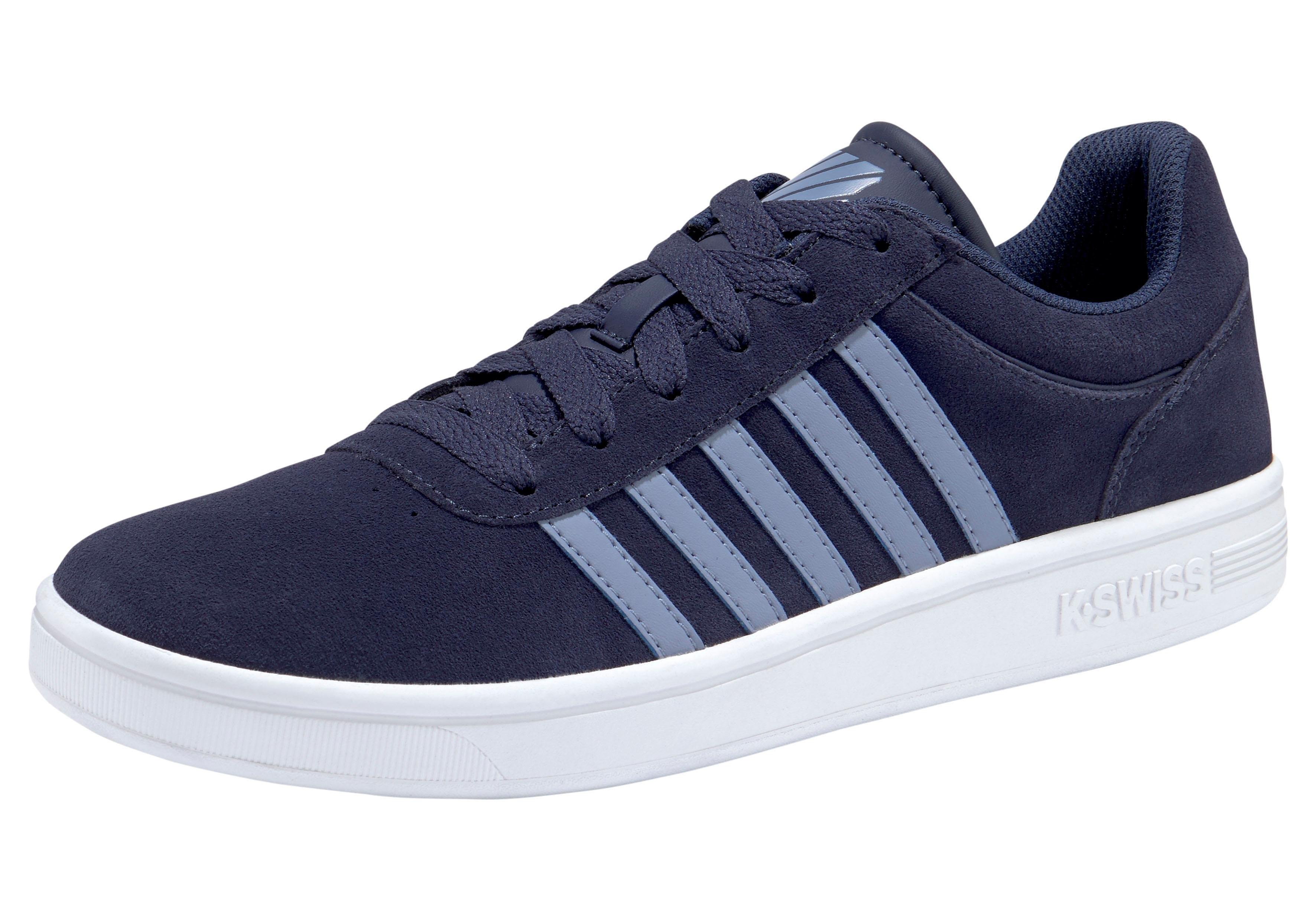 K-SWISS sneakers »Court Cheswick Suede« bij OTTO online kopen
