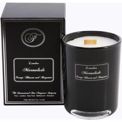 fine fragrance company geurkaars, »london - marmalade« zwart