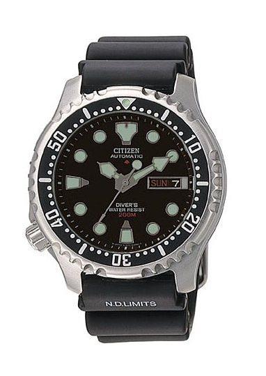 Automatisch horloge Citizen 'NY0040-09EE'