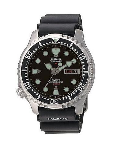 Automatisch horloge, Citizen, 'NY0040-09EE'