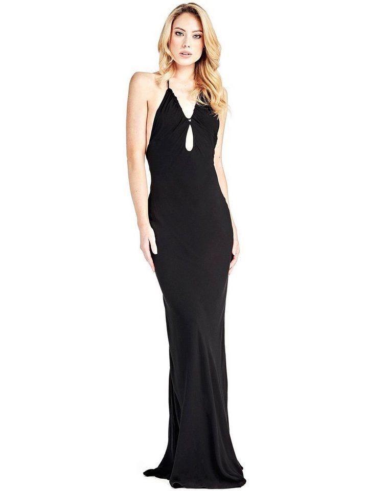 Guess maxi-jurk zwart