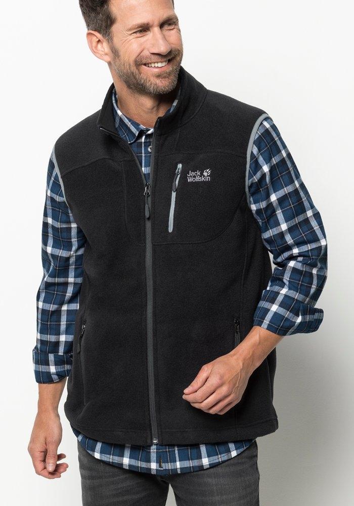 Jack Wolfskin fleece-bodywarmer »THUNDER BAY VEST MEN« bij OTTO online kopen