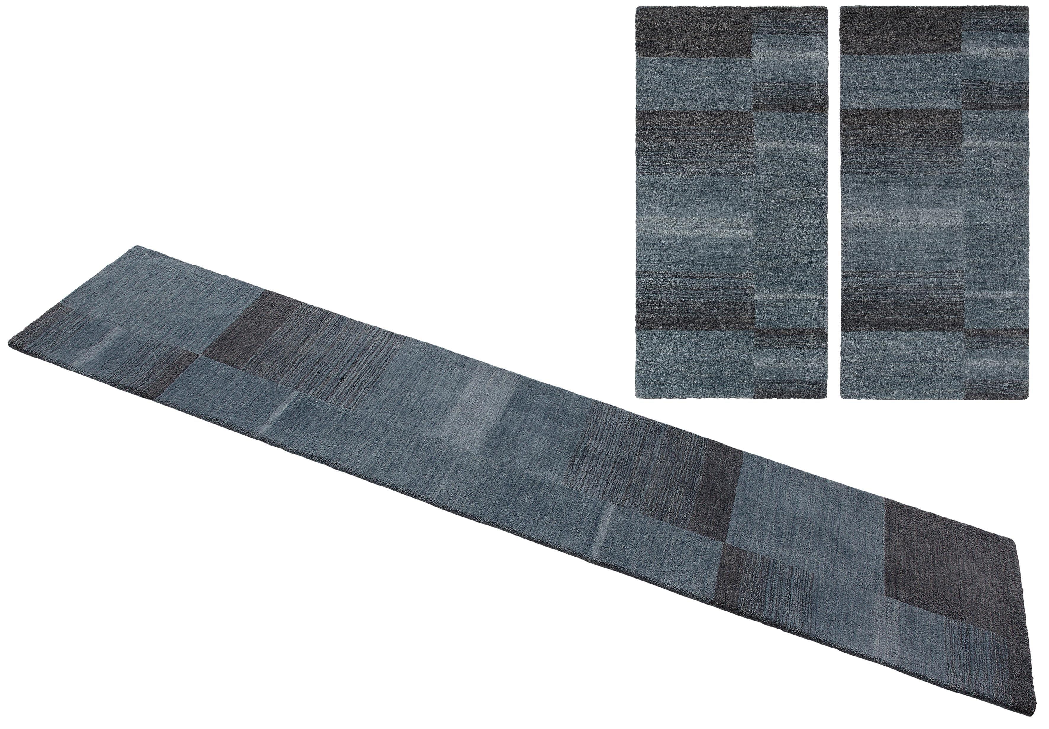 Theko Exklusiv Set slaapkamerkleedjes »Jorun« Theko Exklusiv, hoogte 14 mm (3-delig) bij OTTO online kopen