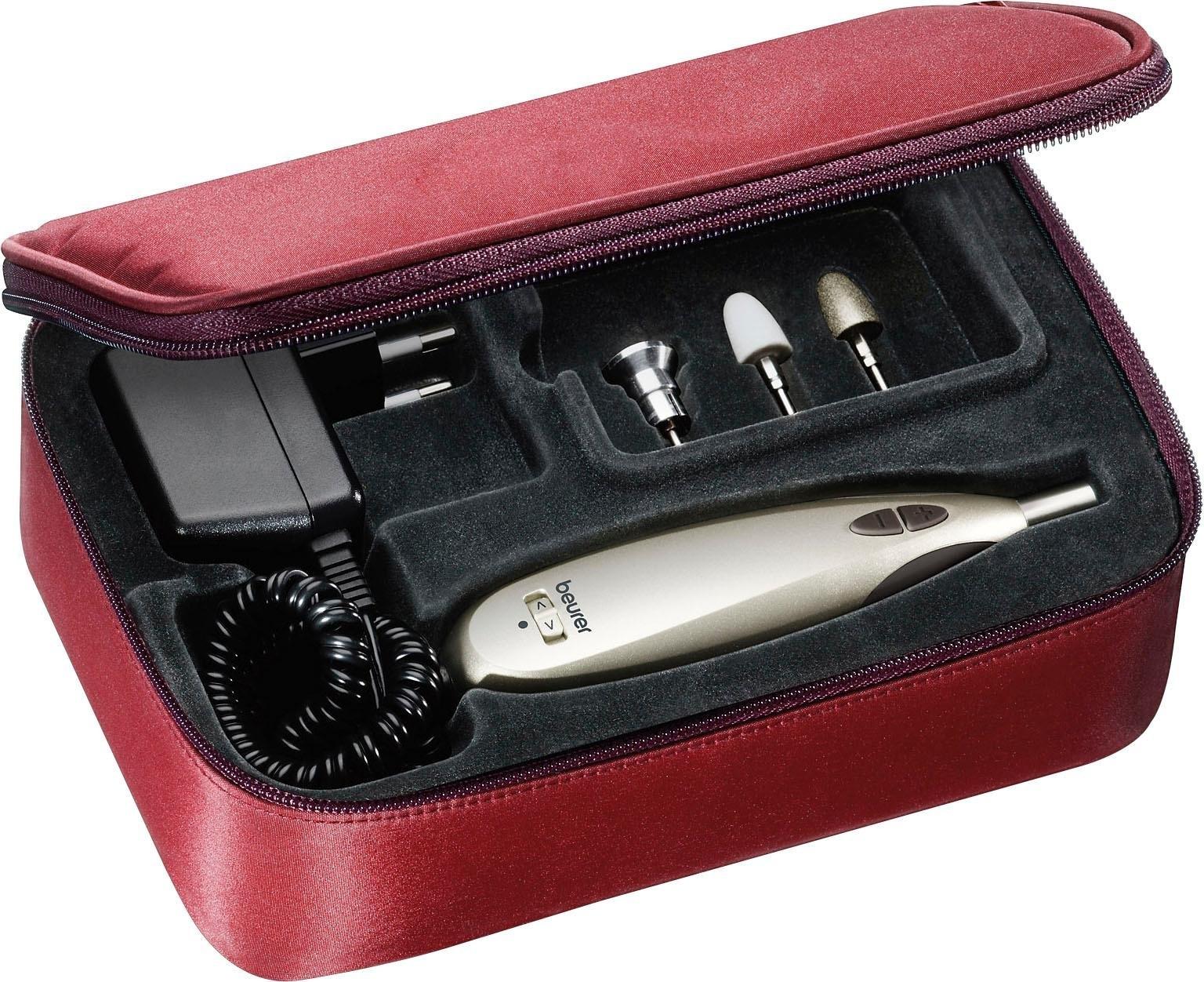 BEURER Manicureset en accessoires (9-dlg.) in de webshop van OTTO kopen