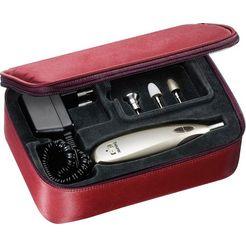 manicureset en accessoires (9-dlg.), beurer rood