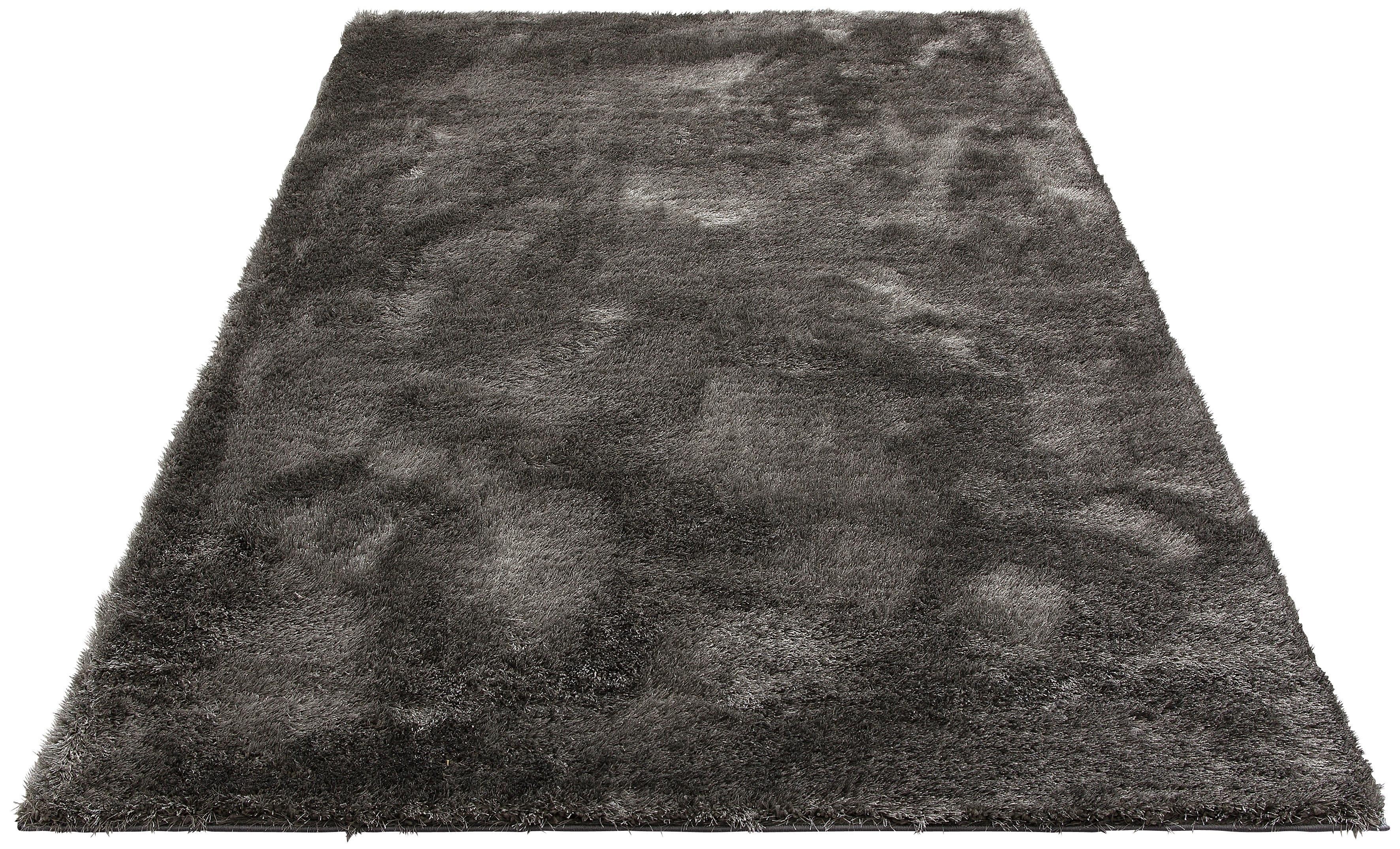 My Home Hoogpolig vloerkleed, »Mikro Soft Super«,Selection, rechth., hoogte 50 mm, mach. geweven goedkoop op otto.nl kopen