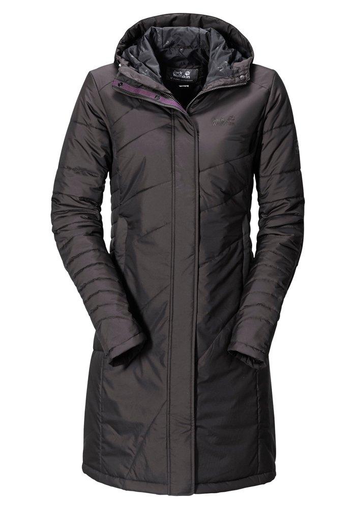 Jack Wolfskin doorgestikte lange jas »NOVA ICEGUARD COAT« online kopen op otto.nl