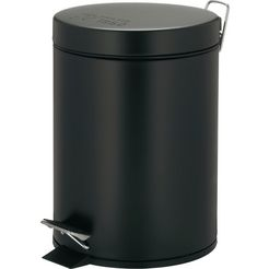 tom tailor tissue-emmer »soho black« zwart