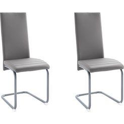 "homexperts stoel ""nitro"" grijs"