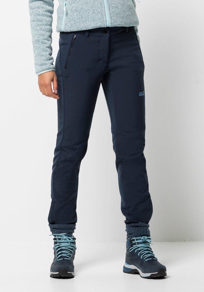Op zoek naar een Jack Wolfskin softshell-broek »ZENON SOFTSHELL PANTS WOMEN«? Koop online bij OTTO
