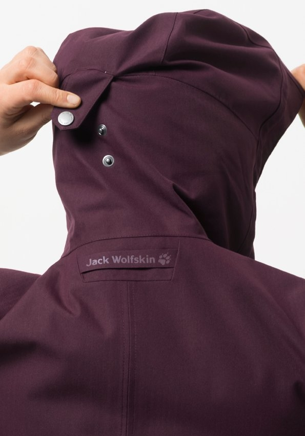 Winterjackmora Wolfskin Jack Online Snel Jacket Gekocht k8P0OnwX