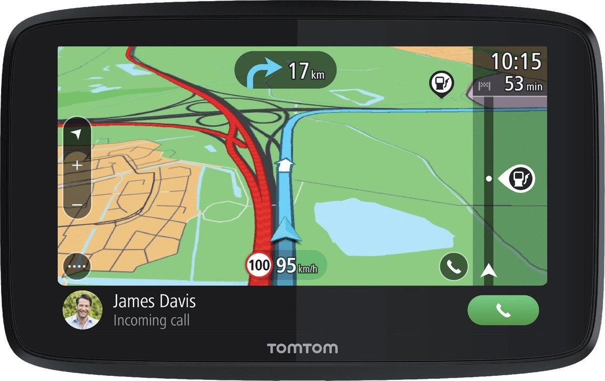 TomTom navigatiesysteem »GO Essential 5 inch« - verschillende betaalmethodes