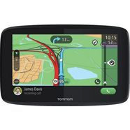 tomtom navigatiesysteem »go essential 6 inch« zwart