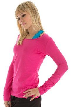 winshape shirt met lange mouwen »ws1« roze