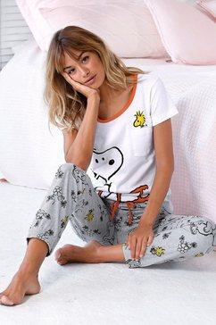 peanuts pyjama wit