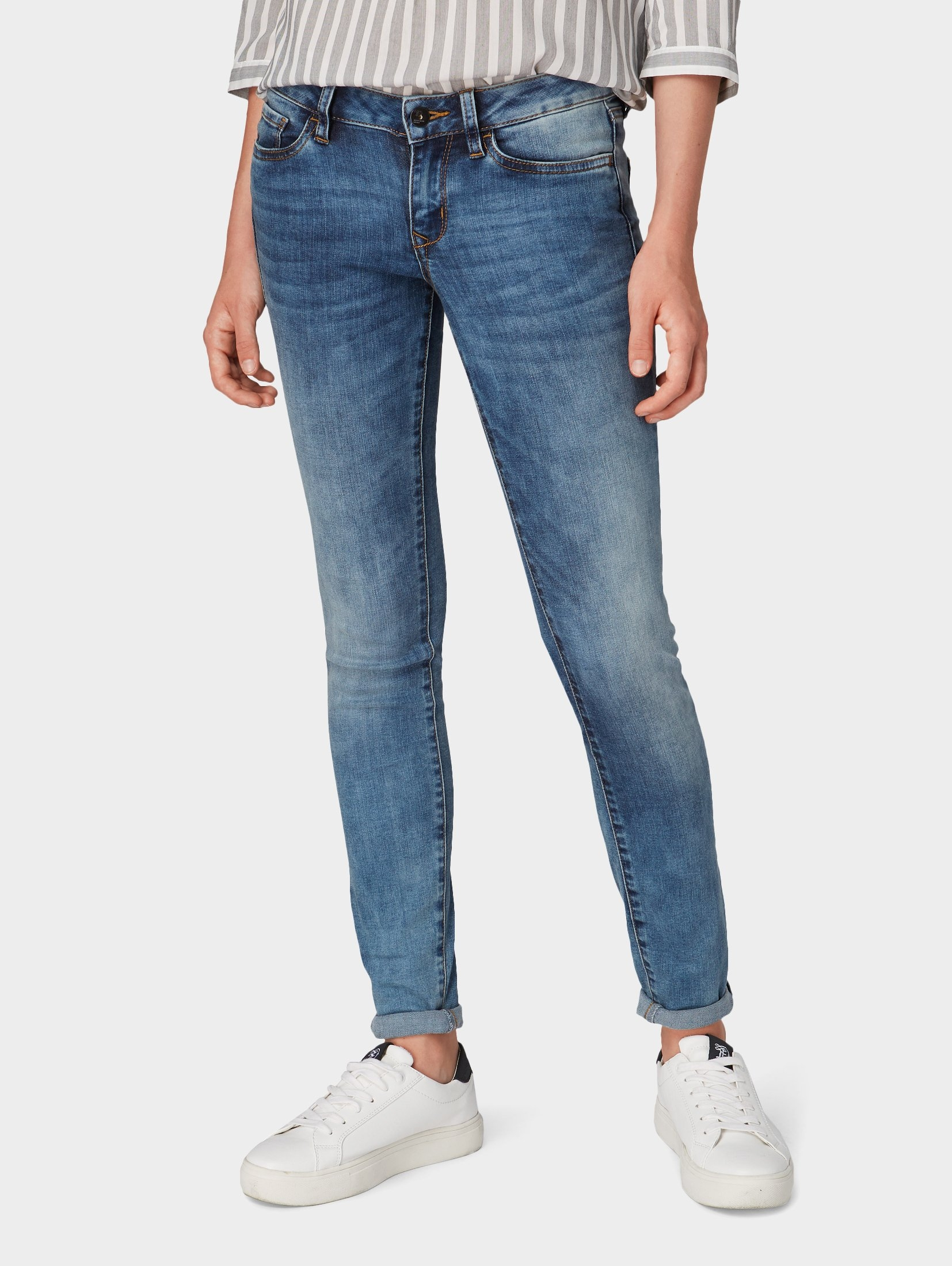 TOM TAILOR Denim skinny fit jeans »Jona Extra Skinny Jeans« veilig op otto.nl kopen